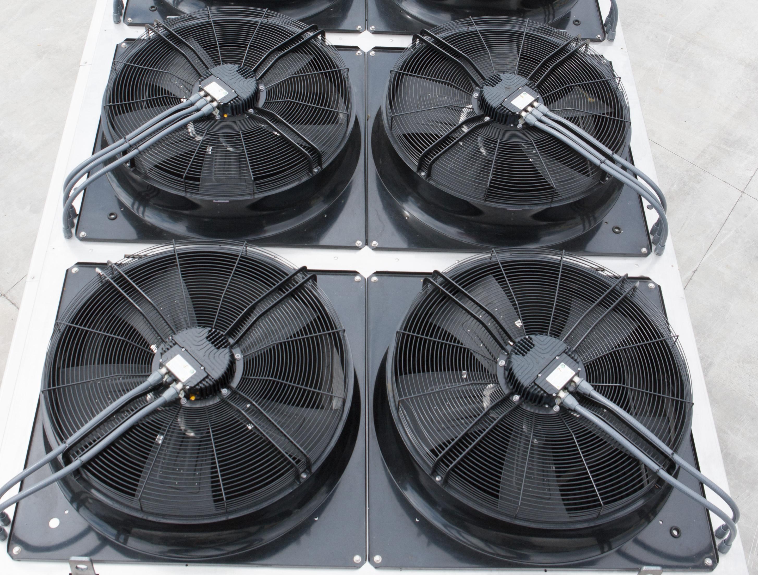 eco-Air V 系列工业空气冷却式冷凝器 P2
