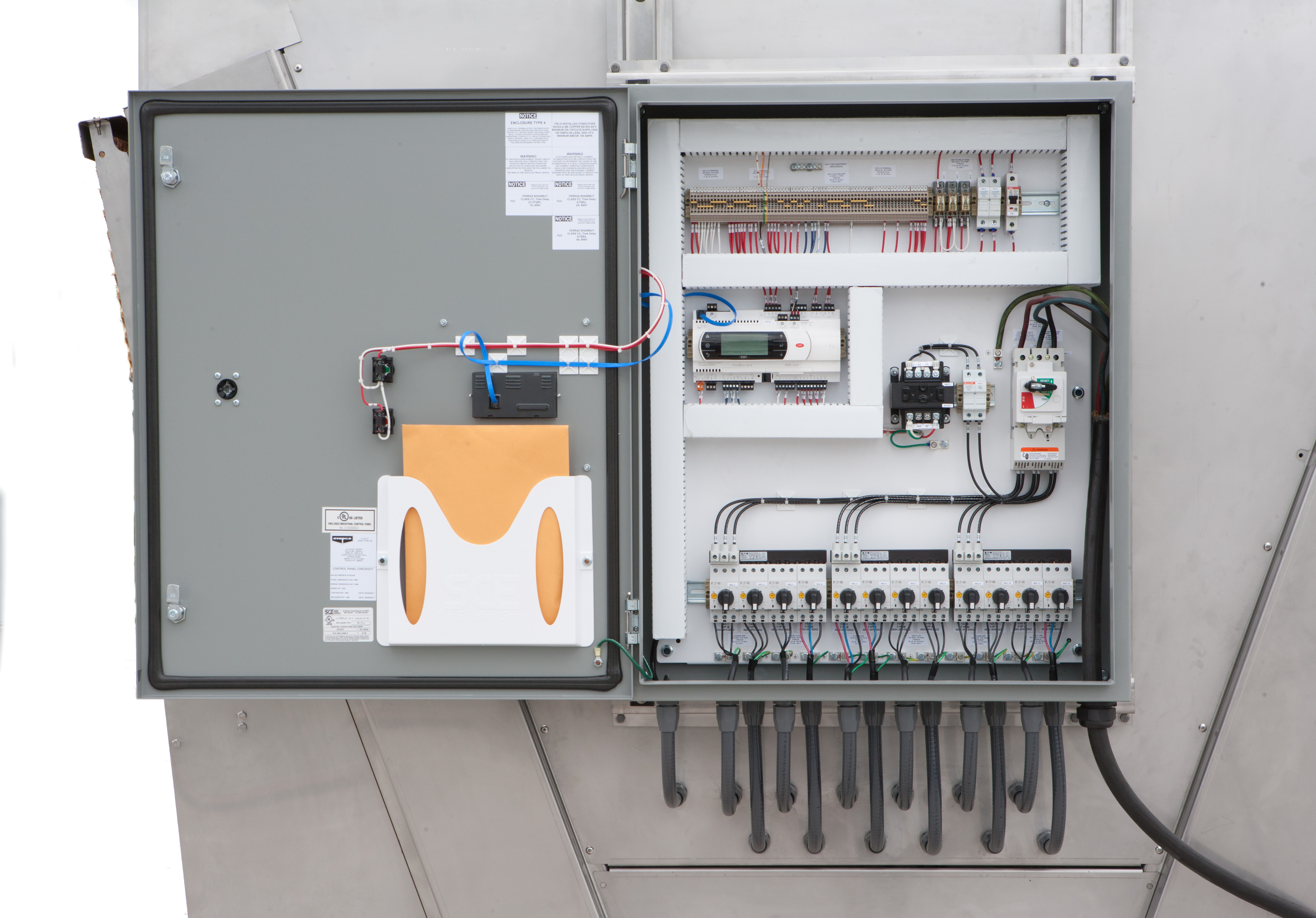 eco-Air V 系列工业空气冷却式冷凝器 P6